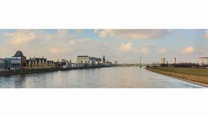 """Köln Skyline Bild """"The View"""" 