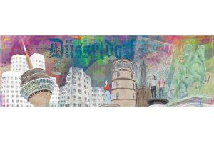 Bürokunst Düsseldorf Bilder | Kunstwerke auf Acryl & Leinwand