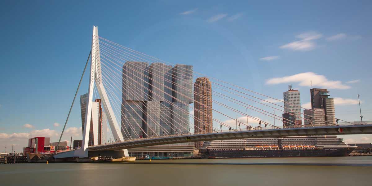 Bilder Rotterdam | Bilder aus den Niederlanden, moderne Fotokunst