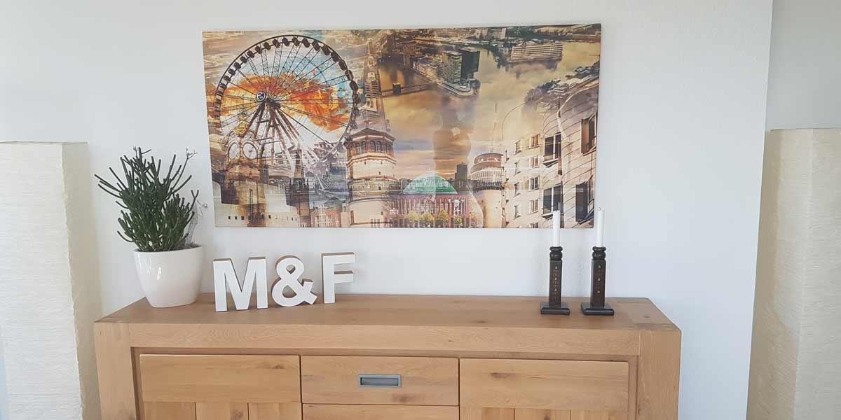 Collage-Düsseldorf-in-160x80cm-auf-Leinwand