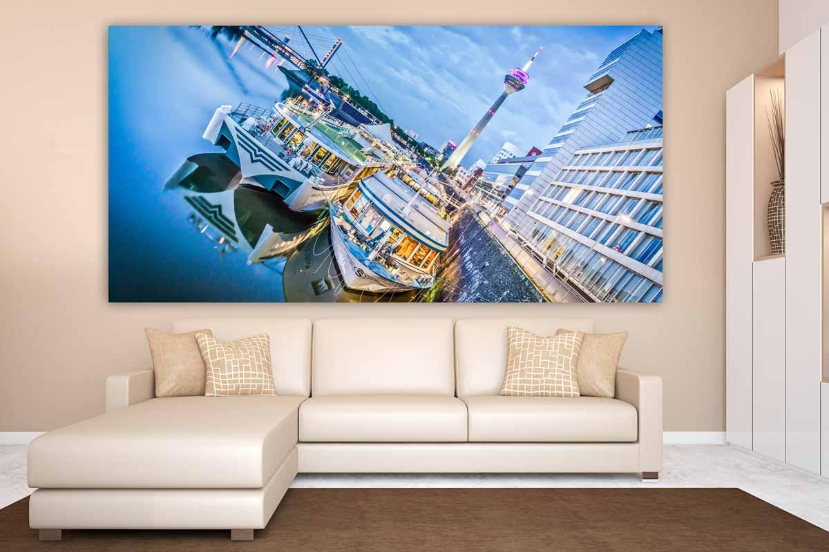 d sseldorf kunstgalerie bilder im pop art panorama format altstadt art. Black Bedroom Furniture Sets. Home Design Ideas