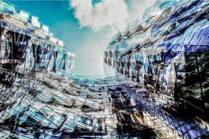 Foto Kunst Düsseldorf Collage | Bilder auf Acryl und Aluminium
