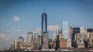 Fotokunst New York Bilder | Bronx und Skyline Best View Art