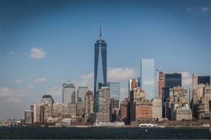 Fotokunst New York Bilder | Bronx und Skyline Best View Art