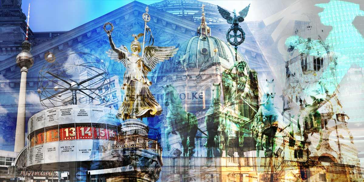 Kunst Gemälde berlin im pop design moderne kunst aus berlin auf acryl