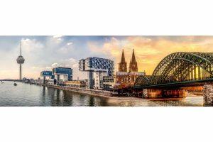 Köln Collage | Moderne Kunst aus der Domstadt am Rhein