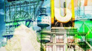 Kunst Dortmund Panorama Motive und Pop-Art Bilder aus dem Pott