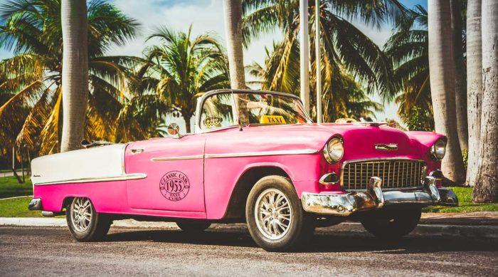 Kunstbilder Oldtimer und Classic Cars. Moderne Pop-Art Kunst Bilder