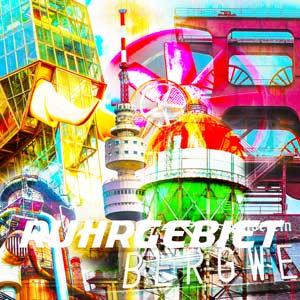 Kunstbilder-Ruhrgebiet-und-Pop-Art-Bild