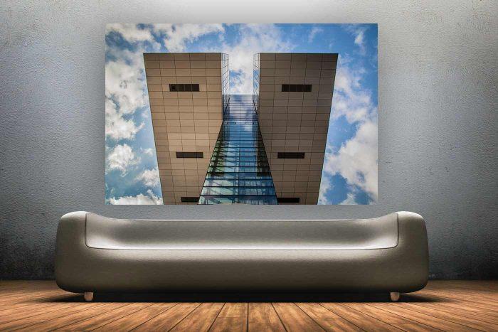 Kunstdruck Köln Panorama Artwork Bilder und Motive aus der Domstadt