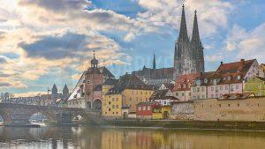 Leinwandbilder Regensburg und moderne Wandbilder als Leinwand Art