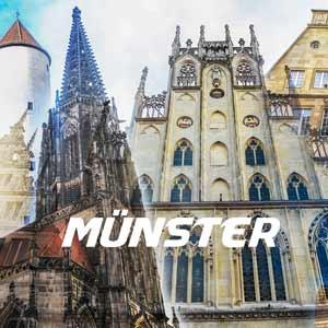 Münster Collage Bild