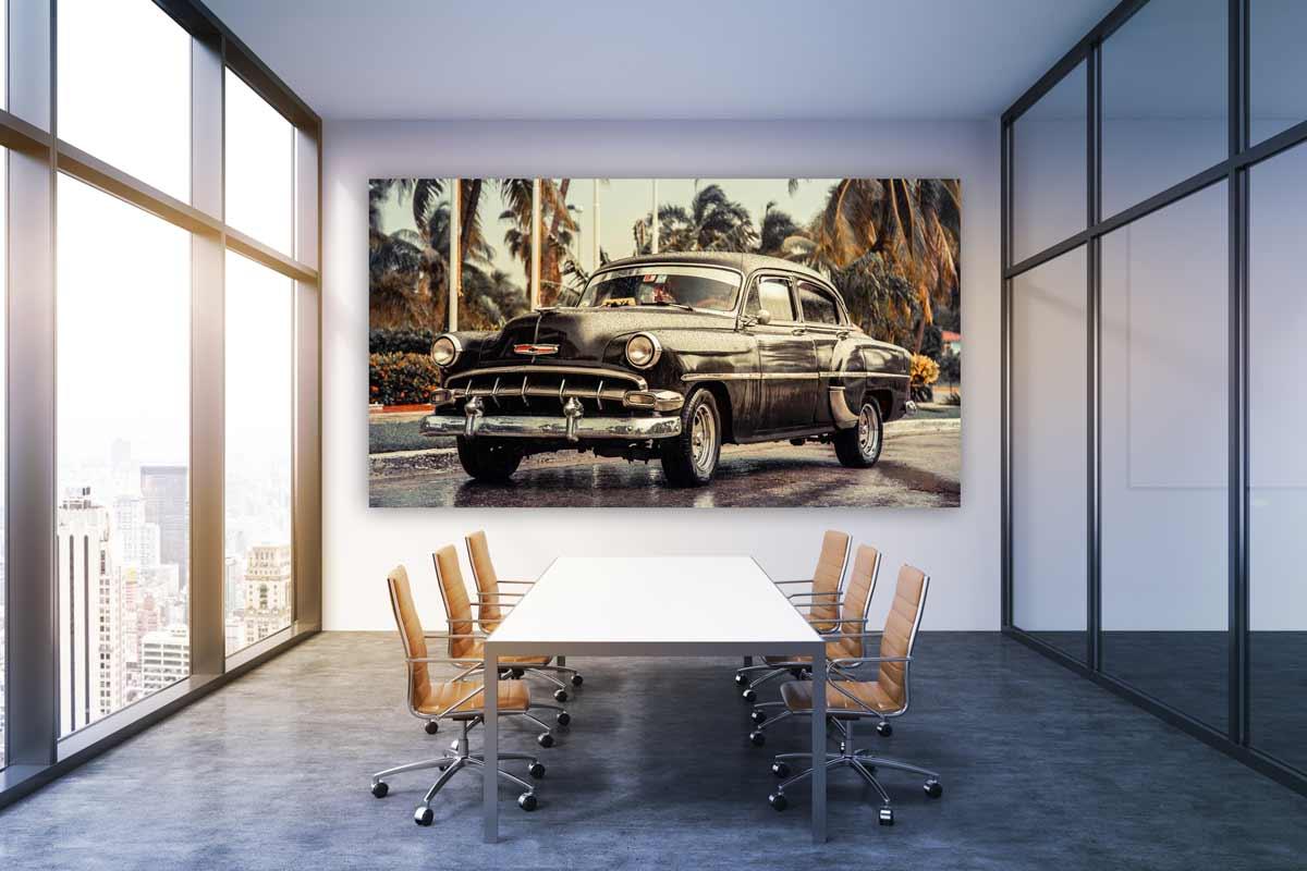 oldtimer kunstbilder hochwertig und modern f rs b ro und zu hause. Black Bedroom Furniture Sets. Home Design Ideas
