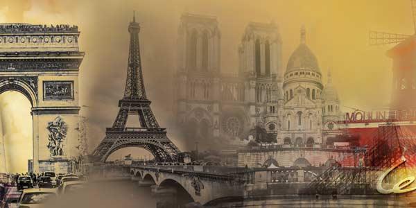Bilder aus Paris