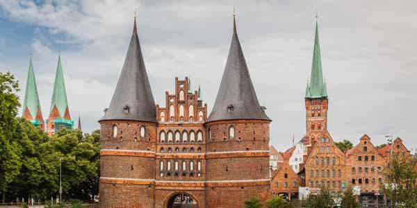 Bilder aus der Hansestadt Lübeck