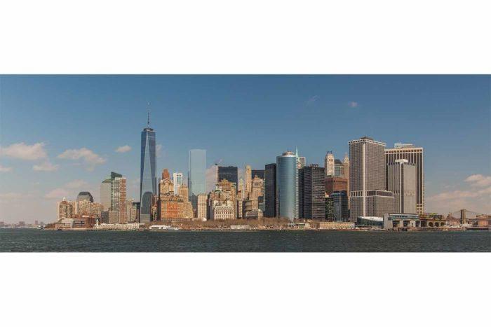 Skyline New York Panorama | Art Edition New York, Fotokunst
