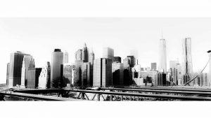Stadtbilder New York CIty | Panorama Bilder in Galerie Qualität