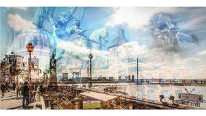 Düsseldorf Altstadt Collage| Heimatliebe, Tradition PUR und ein echtes Stück Düsseldorf