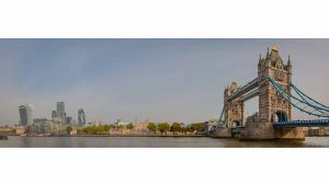 Tower Bridge Skyline View | Best of London, Panorama Bilder aus London