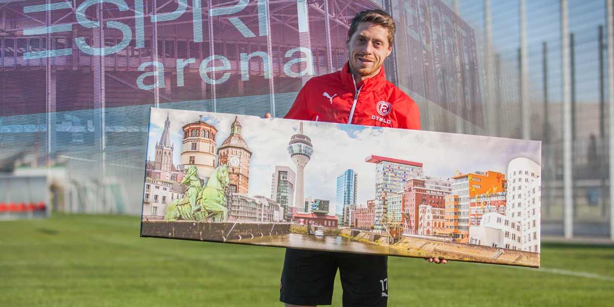 "Referenz : Fortuna Düsseldorfs Fussball Legende Andreas ""Lumpi"" Lambertz"